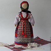 """Куклы и игрушки ручной работы. Ярмарка Мастеров - ручная работа Кукла лыковая """"Глафира"""". Handmade."""