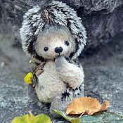 Куклы и игрушки ручной работы. Ярмарка Мастеров - ручная работа Ёжик.Один из ..семьи.Малышок.. Handmade.