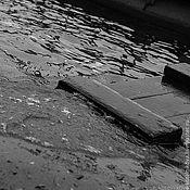 """Картины и панно ручной работы. Ярмарка Мастеров - ручная работа Фотокартина """"Прибой"""". Handmade."""