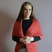 Одежда ручной работы. Ярмарка Мастеров - ручная работа Вязаный кардиган. Handmade.