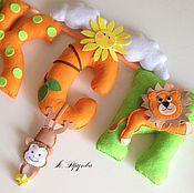 Куклы и игрушки handmade. Livemaster - original item Nominal garland
