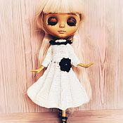 Одежда для кукол ручной работы. Ярмарка Мастеров - ручная работа Аутфит для Блайз. Handmade.