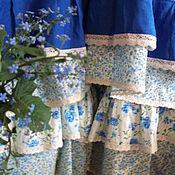 """Одежда ручной работы. Ярмарка Мастеров - ручная работа Бохо-образ """"Неоконченный роман"""". Handmade."""