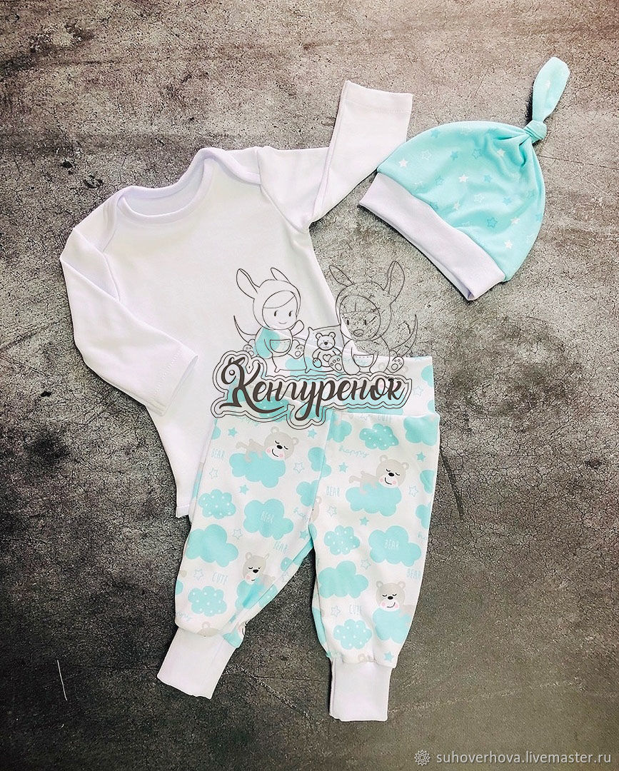 Set of clothes for your baby, Baby Clothing Sets, Tomsk,  Фото №1
