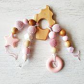Работы для детей, handmade. Livemaster - original item Teething toy, teether