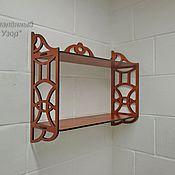 Для дома и интерьера manualidades. Livemaster - hecho a mano Wall shelf Office. Handmade.
