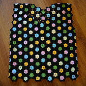 Одежда ручной работы. Ярмарка Мастеров - ручная работа Разноцветье. Handmade.