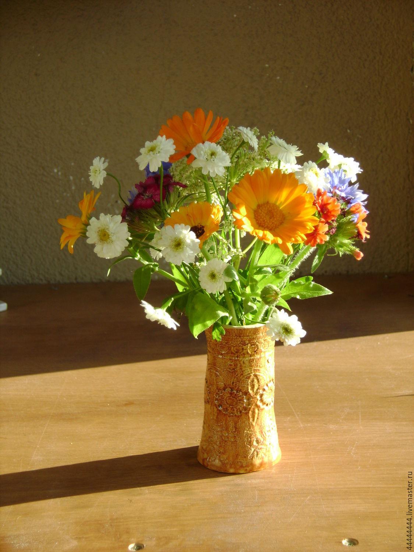 вазочки Маленькие Керамика, Вазы, Санкт-Петербург,  Фото №1