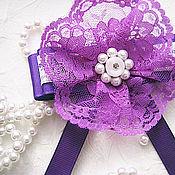 Украшения ручной работы. Ярмарка Мастеров - ручная работа Фиолетовые мечты. Handmade.