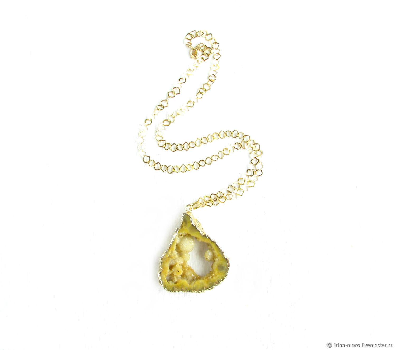 Yellow pendant ' Sun ' pendant sun, buy pendant in Moscow 2021, Pendants, Moscow,  Фото №1