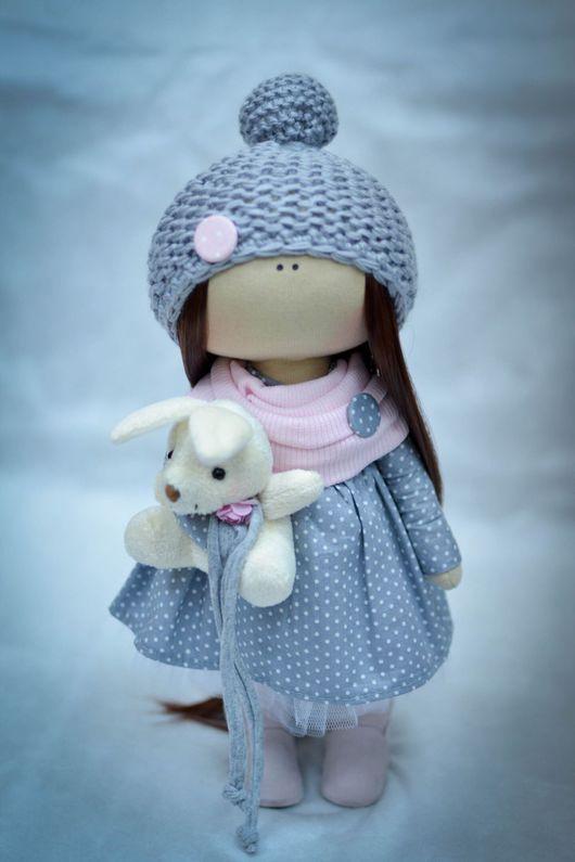 Коллекционные куклы ручной работы. Ярмарка Мастеров - ручная работа. Купить Текстильная куколка. Handmade. Кукла ручной работы