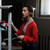 "Одежда ручной работы. Ярмарка Мастеров - ручная работа Блузка ""The Artist"". Handmade."