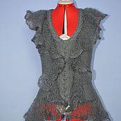 """Одежда ручной работы. Ярмарка Мастеров - ручная работа Жилет """"Кельтский мотив"""". Handmade."""