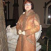 Одежда ручной работы. Ярмарка Мастеров - ручная работа Пальто для Наташи в Венецию.. Handmade.