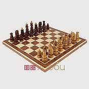 Активный отдых и развлечения handmade. Livemaster - original item Chess