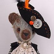 """Куклы и игрушки ручной работы. Ярмарка Мастеров - ручная работа Авторский мишка тедди """"Панчо""""(Pancho). Handmade."""
