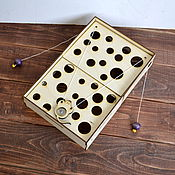 Куклы и игрушки handmade. Livemaster - original item Mouse in the cheese. Educational game.. Handmade.