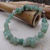 Украшения handmade. Livemaster - original item Bracelet of jade