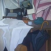 Картины ручной работы. Ярмарка Мастеров - ручная работа В шестом часу утра. Handmade.