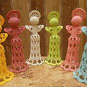 Куклы и игрушки ручной работы. Ярмарка Мастеров - ручная работа Ангелочки. Handmade.