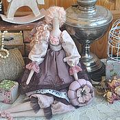 """Куклы и игрушки ручной работы. Ярмарка Мастеров - ручная работа Кукла в стиле Тильда """"Вкус шоколадной осени"""". Handmade."""