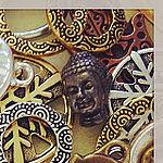 Кожа - бусы - бисер - Ярмарка Мастеров - ручная работа, handmade