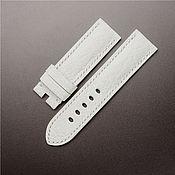 Украшения handmade. Livemaster - original item Calf leather watchband. Handmade.