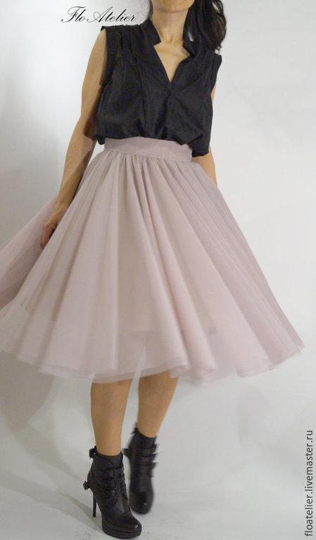 Где купить юбку из тюля