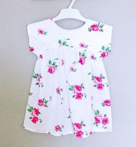 Одежда для девочек, ручной работы. Ярмарка Мастеров - ручная работа. Купить Платье. Handmade. Платье, моксы, девочка, для девочки
