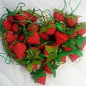 Куклы и игрушки handmade. Livemaster - original item Strawberry. Handmade.