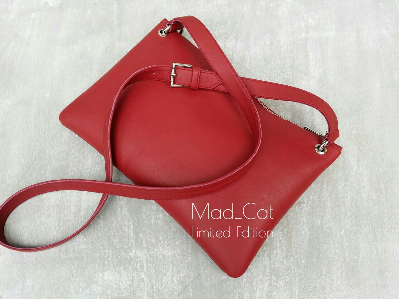 clutch bag of genuine leather, Clutches, Moscow,  Фото №1