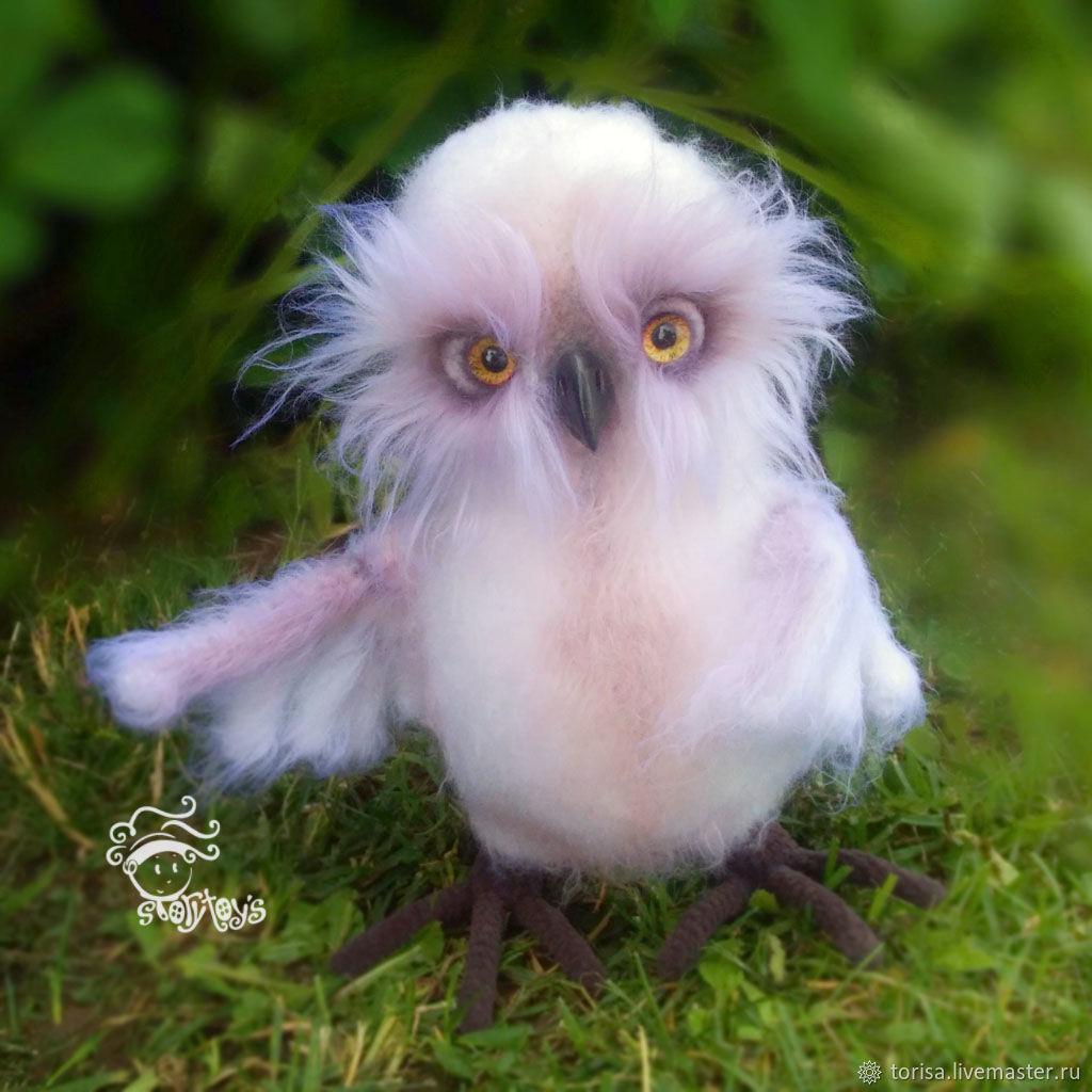 Owl Alba, Stuffed Toys, Moscow,  Фото №1
