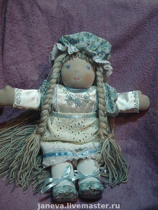 Вальдорфская игрушка ручной работы. Ярмарка Мастеров - ручная работа. Купить вальдорфская кукла Бонни. Handmade. Вальдорфская кукла