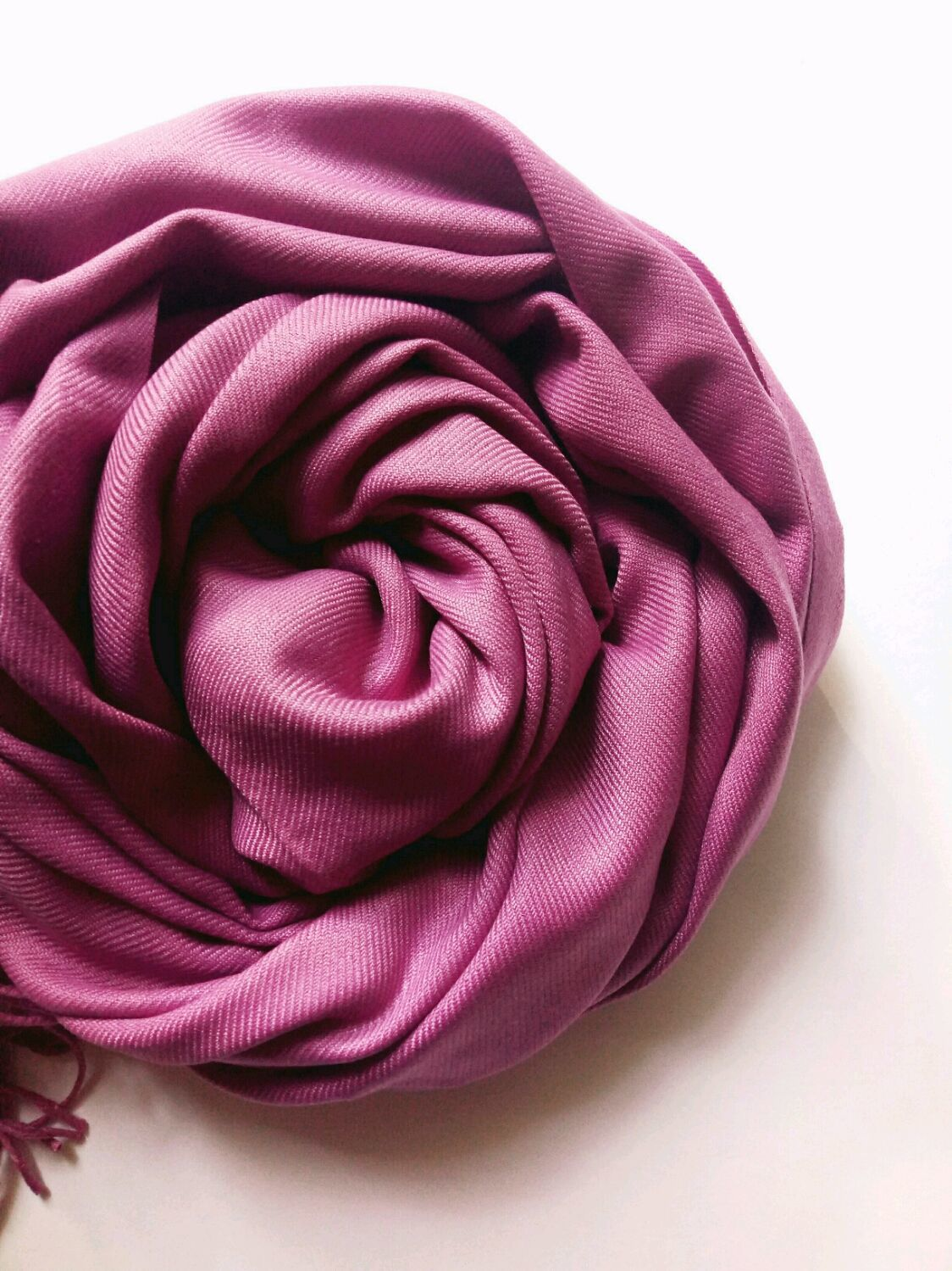 Палантин розовый ягодный, Палантины, Москва,  Фото №1
