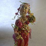 Куклы и игрушки ручной работы. Ярмарка Мастеров - ручная работа Плетистая роза. Handmade.