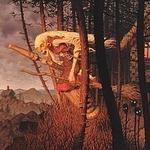 Баба Яга (Babka-Yozhka) - Ярмарка Мастеров - ручная работа, handmade