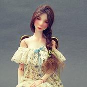 Куклы и игрушки ручной работы. Ярмарка Мастеров - ручная работа Авторская шарнирная кукла Акеми. Handmade.