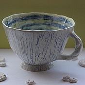 Посуда ручной работы. Ярмарка Мастеров - ручная работа Чашка Хрупкое Равновесие. Handmade.