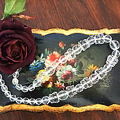 Винтаж handmade. Livemaster - original item Crystal beads, Czech, vintage. Handmade.