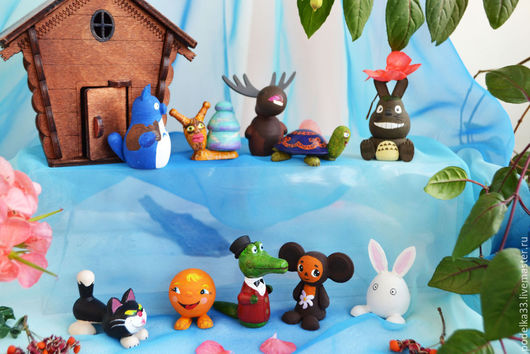 """Развивающие игрушки ручной работы. Ярмарка Мастеров - ручная работа. Купить Набор 2 деревянных игрушек из  из серии """"Мульти- пульти"""". Handmade."""