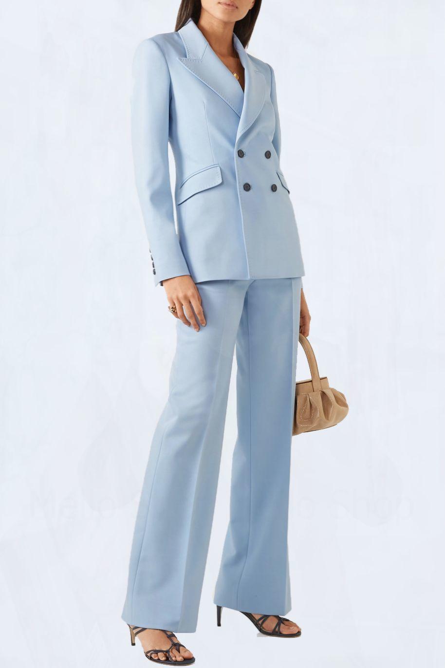 Костюмы ручной работы. Ярмарка Мастеров - ручная работа. Купить Женский костюм. Этот деловой костюм подойдет для работы и на выход. Handmade.