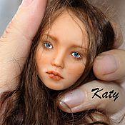Куклы и игрушки ручной работы. Ярмарка Мастеров - ручная работа Шарнирная кукла Кэти 38 см. Handmade.