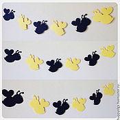 Подарки к праздникам ручной работы. Ярмарка Мастеров - ручная работа Пчелки. Handmade.
