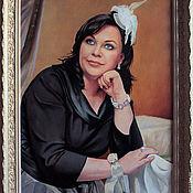 Картины и панно handmade. Livemaster - original item A formal portrait.. Handmade.