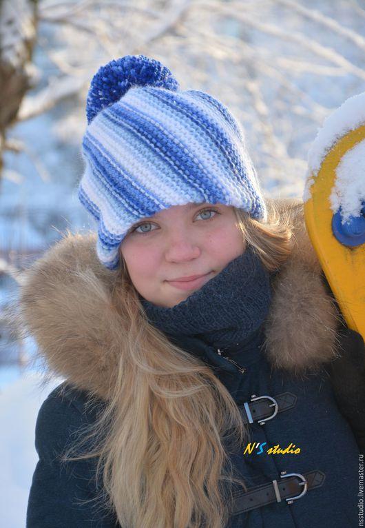#шапка#зимняяшапка#модныешапки#n`sstudio