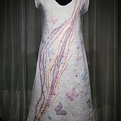"""Одежда ручной работы. Ярмарка Мастеров - ручная работа Платье """"В ожидании лета"""". Handmade."""