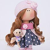 Куклы и игрушки ручной работы. Ярмарка Мастеров - ручная работа Анжелика(скидка 500р). Handmade.