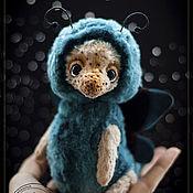 Куклы и игрушки ручной работы. Ярмарка Мастеров - ручная работа Бабочка Лунный Свет. Handmade.