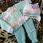 Работы для детей, handmade. Livemaster - original item warm suit