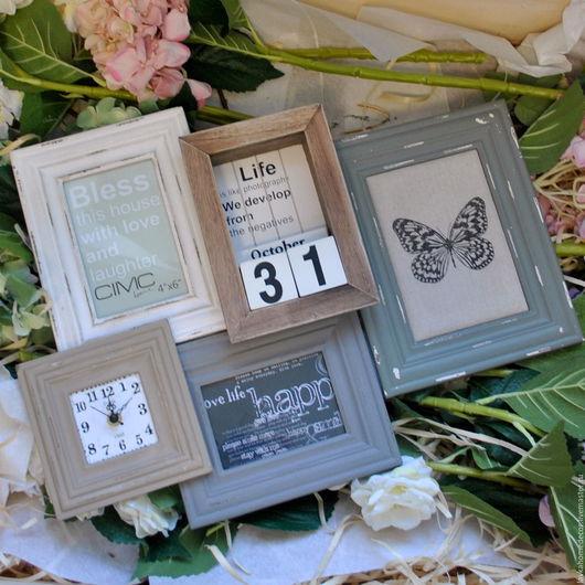 Рама для фото, часы, календарь,  2090